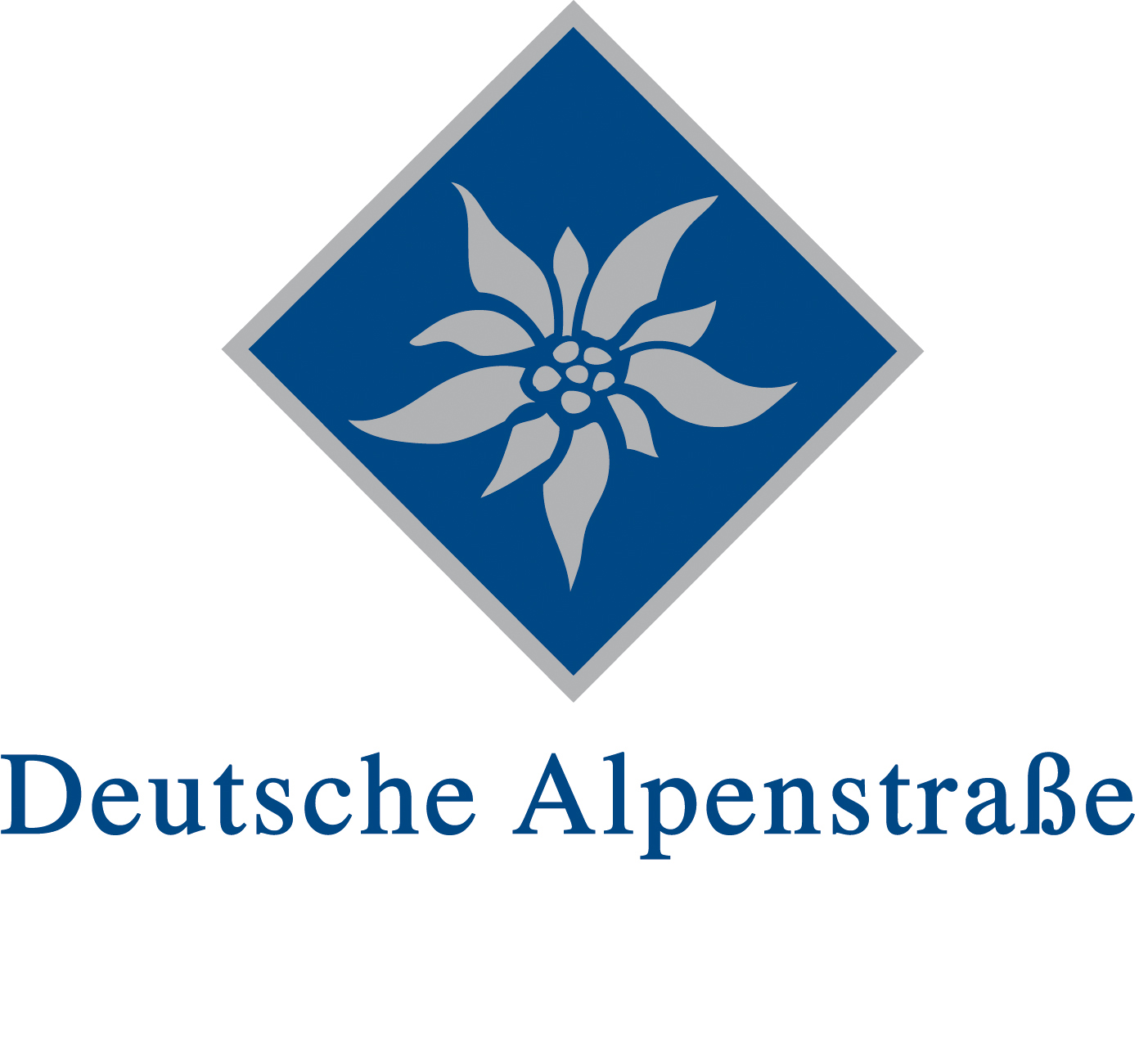 Deutsche Alpenstraße Logo