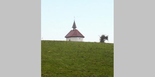 Die Saalenbergkapelle.