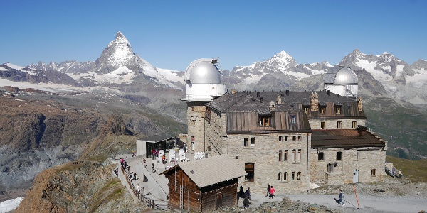 Kulm-Hotel am Gornergrat
