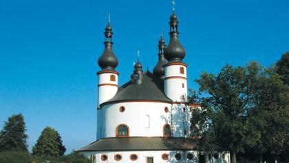 Die Kapplkirche in Waldsassen