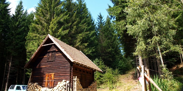 Jagdhütte 905m