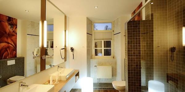 Beispiel Premiumzimmer Bad