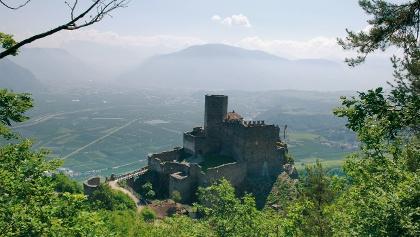 Die Burg Hocheppan