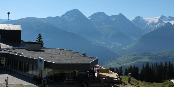 Bergstation Caischavedra