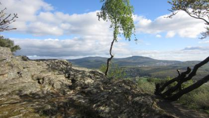 Blick vom Staufen (April 2014)