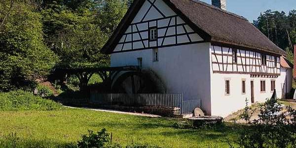 Johann-Adams-Mühle in Theley