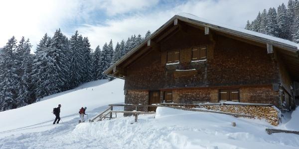 Alpe Gschwend im Winter