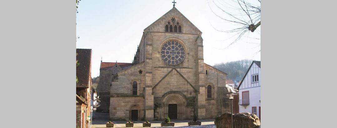 Otterberg - Abteikirche