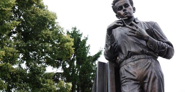 Egon Schiele Statue, Tulln, Egon Schiele Museum