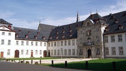 Das Kloster Marienstatt.