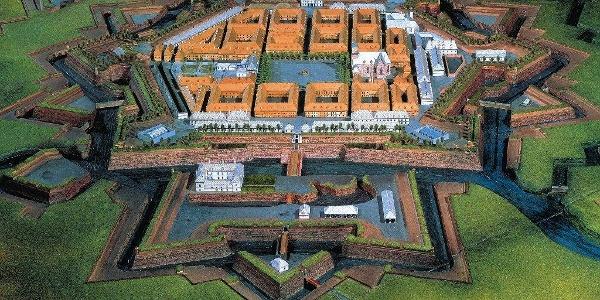 Festungsanlage Saarlouis