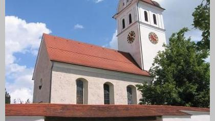 St. Pantaleon Kirche in Asselfingen