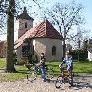 Halle Westfalen, Dorfkirche im Ortsteil Hörste
