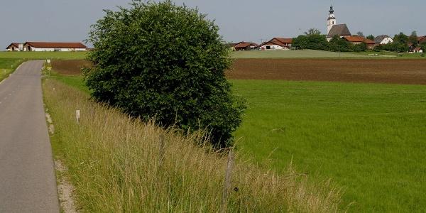 Badeseen-Radweg