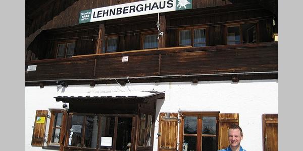 Das Lehnberghaus.