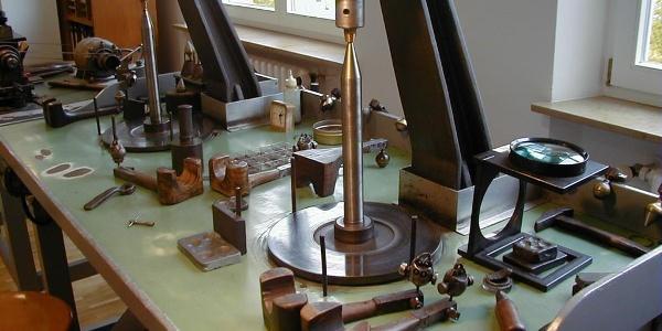 Diamantschleifermuseum Ausstelungsexponate