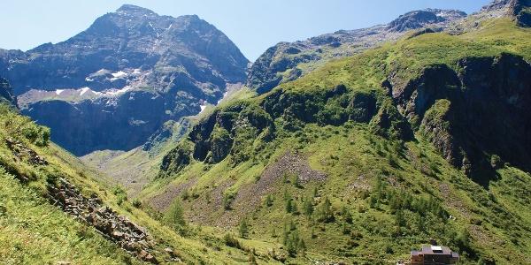 Hochgolling und Gollinghütte
