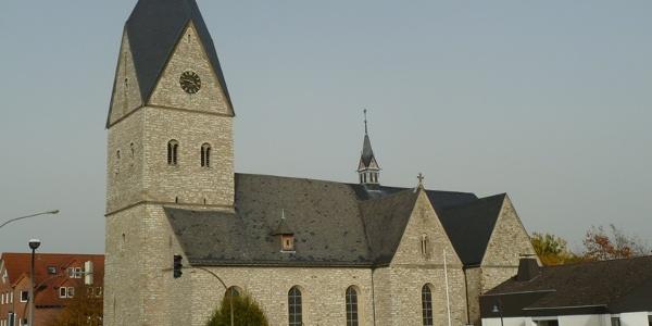 PfarrkircheSt. Johannes Baptist