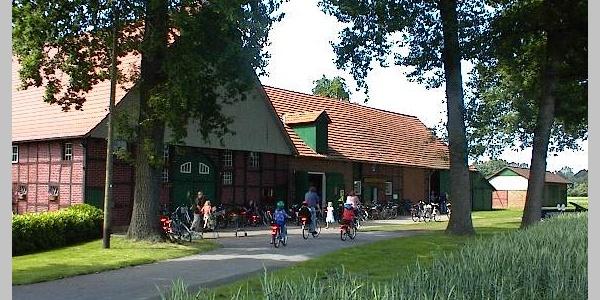 Das Heimatmueseum am Hühnermoor in Marienfeld