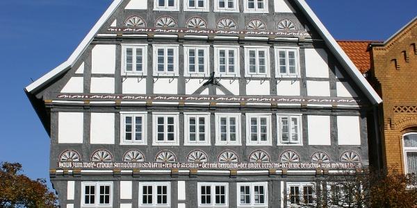 """Haus """"Zum Wolf"""" Stadthagen"""