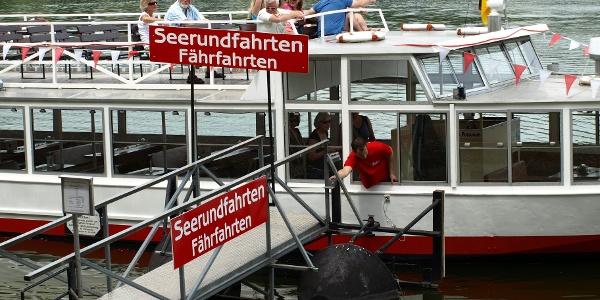 Motorschiff MS Muffert