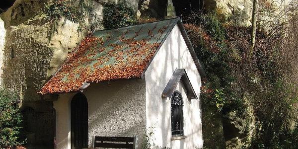 Kapelle Maria am Stein im Aachtobel