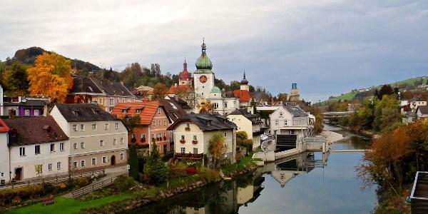Historische Altstadt Waidhofen an der Ybbs