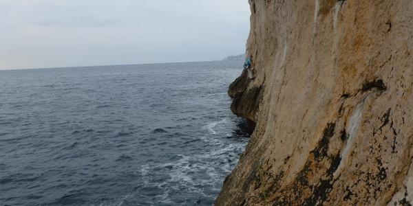 3. SL - nur 2m über dem Wasser