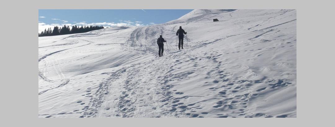 Winterwandern im Tölzer Land