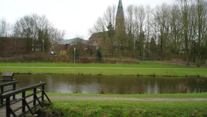 Der Visbeker Park.