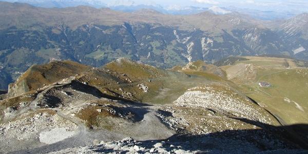 Weisshorn Panorama