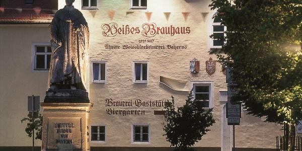 Älteste Weißbierbrauerei der Welt - Weißbierbrauerei Schneider in Kelheim im Altmühltal