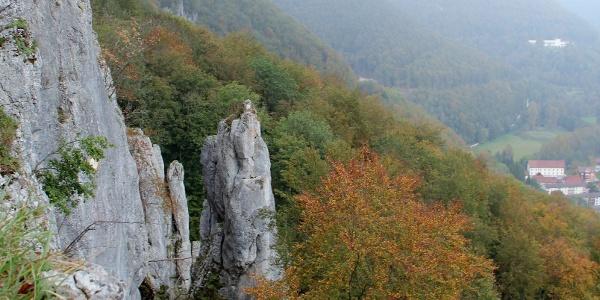 Ausblick Schorrenbuckel