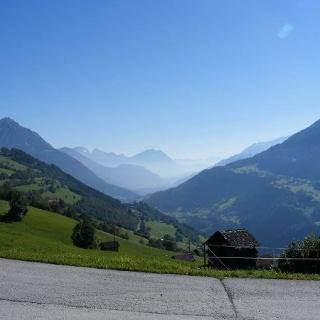 "Panorama dal ""Larcheralm"""