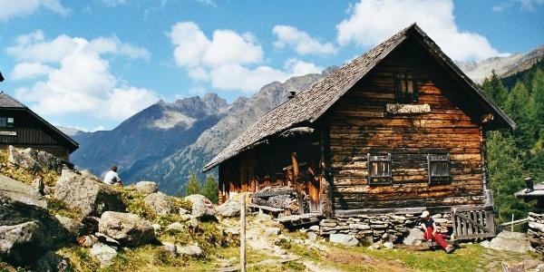Waldhornalm chalet - Riesachtal valley, Schladminger Tauern mountain range