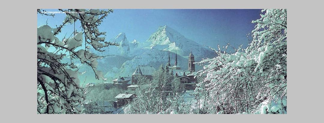 Rodeln im Berchtesgadener Land