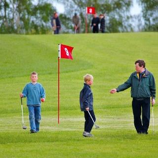 Swin-Golf Anlage in Westenholz