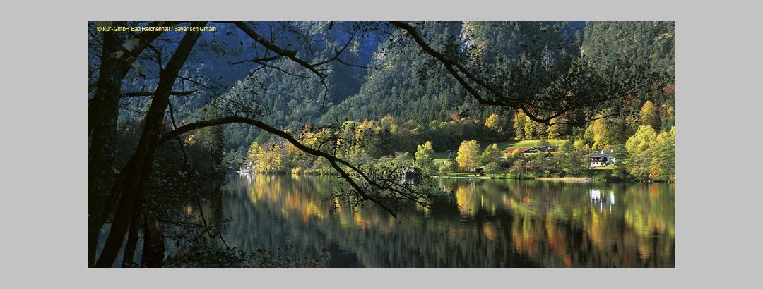 Wanderungen im Berchtesgadener Land