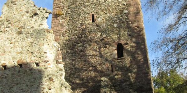 Kastelburg Turm