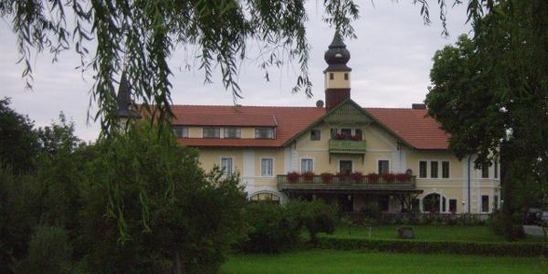 Blick auf Gut Frauendorf