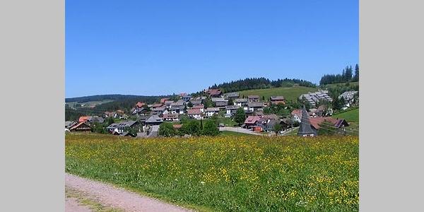 Kompakte Siedlungskörper sind kennzeichnend für die deutsche Raumplanung.