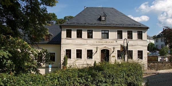 Tourist-Information Auerbach