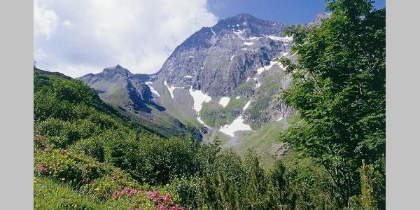 Zu- oder Abstieg Innsbruckerhütte