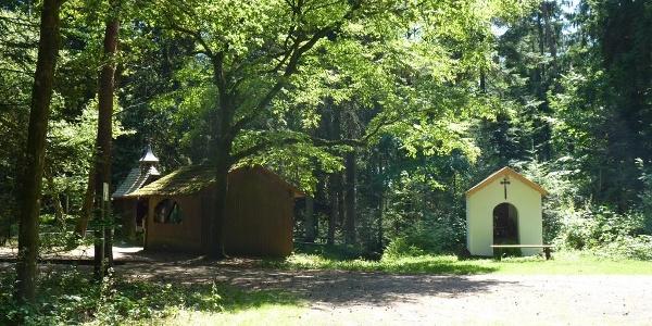 Waldkapelle bei Emmersdorf