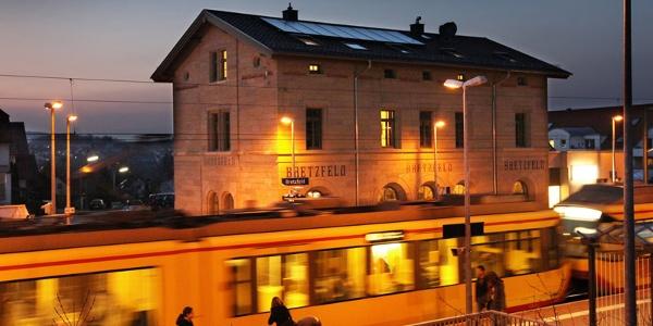 Bahnhof Busch