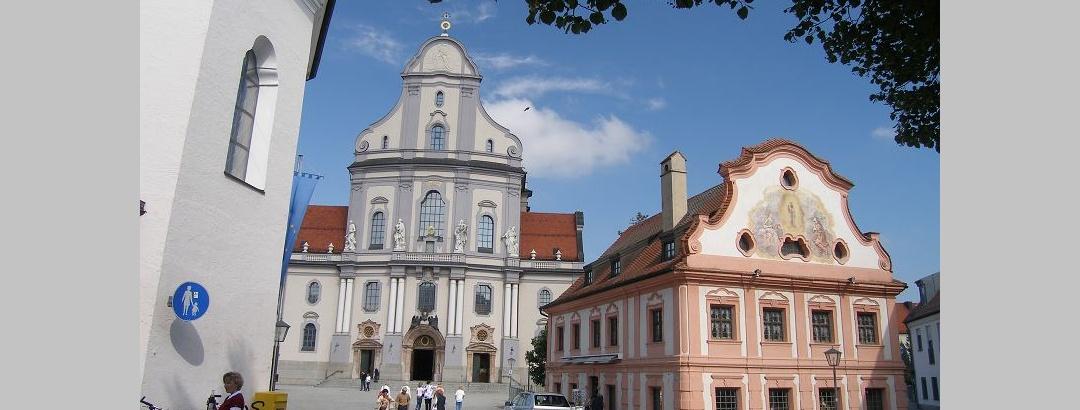Altötting ist einer der berühmtesten Wallfahrtsorte Bayerns.