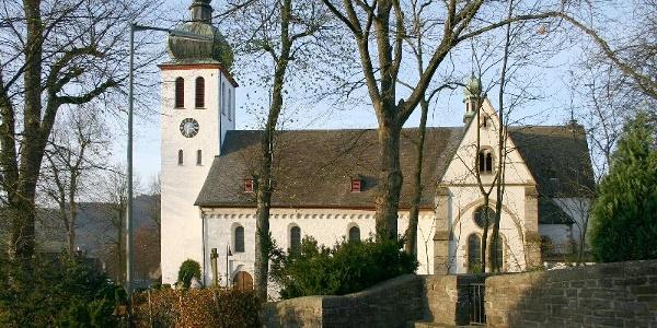 Die St. Jakobus-Kirche.