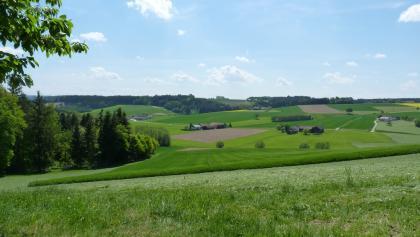 Blick ins Einbachtal