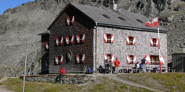 Glorer Hütte