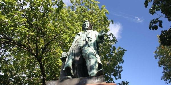 Das Haarmann Denkmal